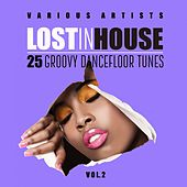 Lost in House (25 Groovy Dancefloor Tunes), Vol. 2 de Various Artists