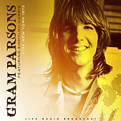 Live New York 1973 de Gram Parsons