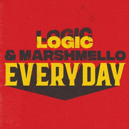 Everyday von Logic & Marshmello