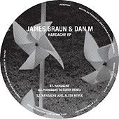 Hardache EP by James Braun