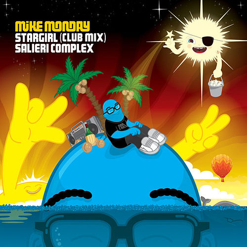 Stargirl/Salieri Complex by Mike Monday