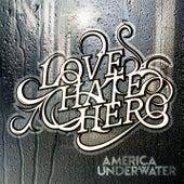 America Underwater by Lovehatehero