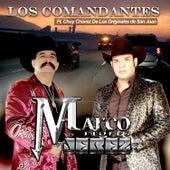 Los Comandantes by Marco Flores y La Jerez