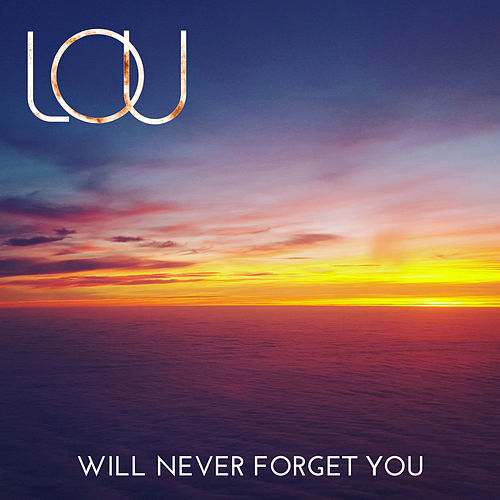 Will Never Forget You by Lou