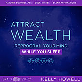 Attract Wealth While You Sleep de Kelly Howell