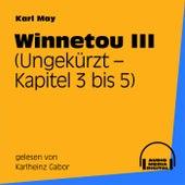 Winnetou III (Kapitel 3 bis 5) von Karl May