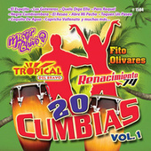 20 Cumbias, Vol. 1 von Various Artists