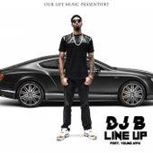 Line Up de DJB