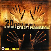 20 Years History – The Very Best of Syllart Productions: V. West Africa de Various Artists