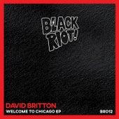 Welcome to Chicago de David Britton