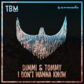 I Don't Wanna Know von Dimmi