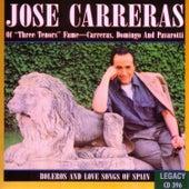 Boleros and Love Songs of Spain von Jose Carreras