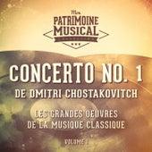 Les grandes œuvres de la musique classique : « concerto no. 1 » de dmitri chostakovitch by David Oistrakh
