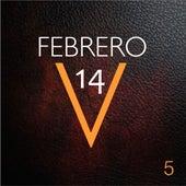 14 de Febrero 5 (Vol. 5) von Various Artists