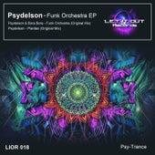 Funk Orchestra EP van Various