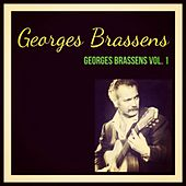 Georges brassens vol. 1 by Georges Brassens