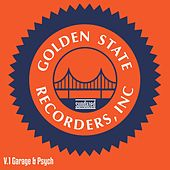 Golden State Recorders: V.1 Garage & Psych by Various Artists