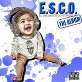 El Salvador Con Orgullo - The Album by Esco