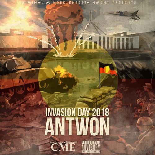 Invasion Day 2018 by Antwon
