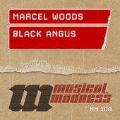 Black Angus von Marcel Woods