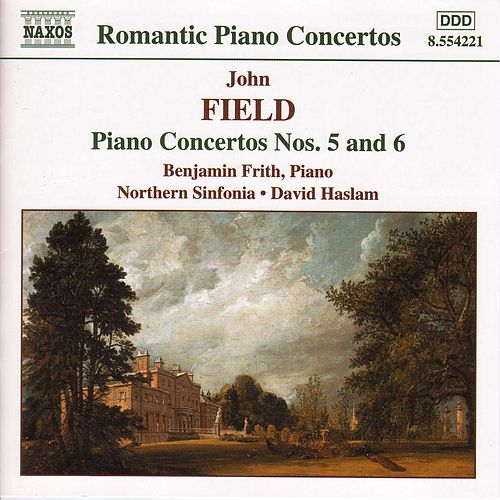 Piano Concertos Nos. 5 and 6 by John Field