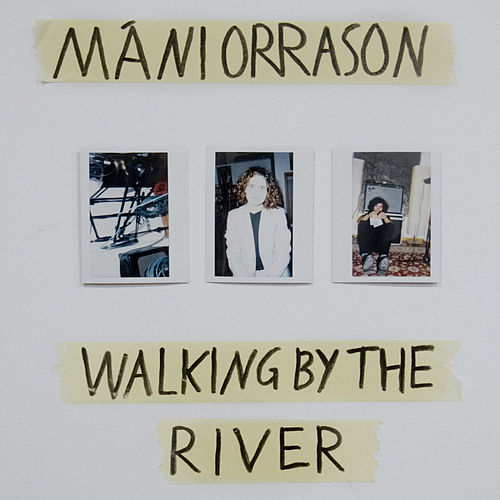 Walking by the River by Máni Orrason