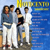 Greatest hits by Novecento