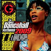 The Biggest Ragga Dancehall Anthems 2009 de Various Artists