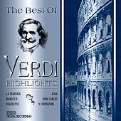 The Best Of Verdi - Highlights, Vol. 1 by Various Artists