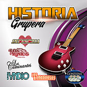 Historia Grupera by Various Artists