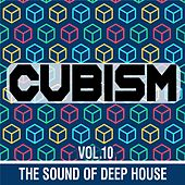 Cubism, Vol. 10 (The Sound of Deep House) by Various Artists
