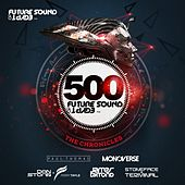 Future Sound of Egypt 500 - EP by Various Artists