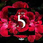 5 Years - EP de Various Artists