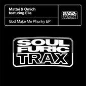 God Make Me Phunky EP (feat. Ella) de Mattei