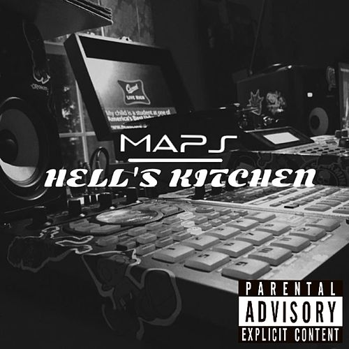 Hells Kitchen by Maps