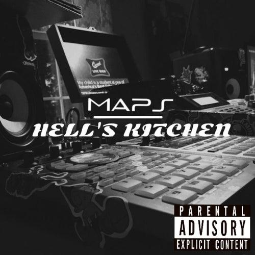 Hells Kitchen de Maps