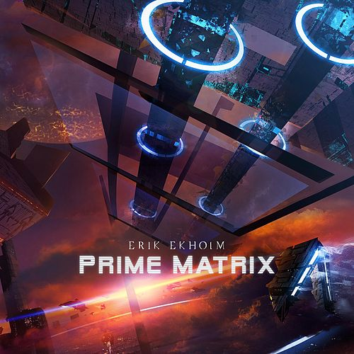 Prime Matrix by Erik Ekholm