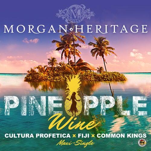 Pineapple Wine - EP by Morgan Heritage