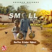 Small Boy in Village de Various Artists