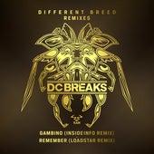 Gambino (InsideInfo Remix) / Remember (Loadstar Remix) by DC Breaks