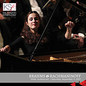 Brahms & Rachmaninoff (Live) by Various Artists