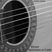 Mozart: Serenades at Guitar by Aurélien Delprat