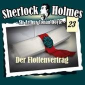Die Originale - Fall 23: Der Flottenvertrag von Sherlock Holmes