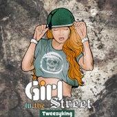 Girl in the Street by Tweezyking