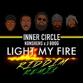 Light My Fire by J Boog
