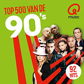 Qmusic Top 500 van de 90's (2018) van Various Artists