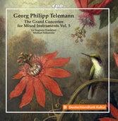 Telemann: Grand Concertos, Vol. 5 von Various Artists