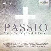 Passio: Music for Holy Week & Easter, Vol. 2 von Cambridge Choir of King's College