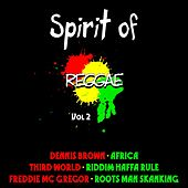 Spirit of Reggae, Vol. 2 by Various Artists
