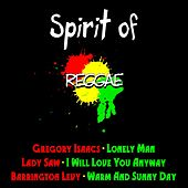 Spirit of Reggae, Vol. 1 by Various Artists
